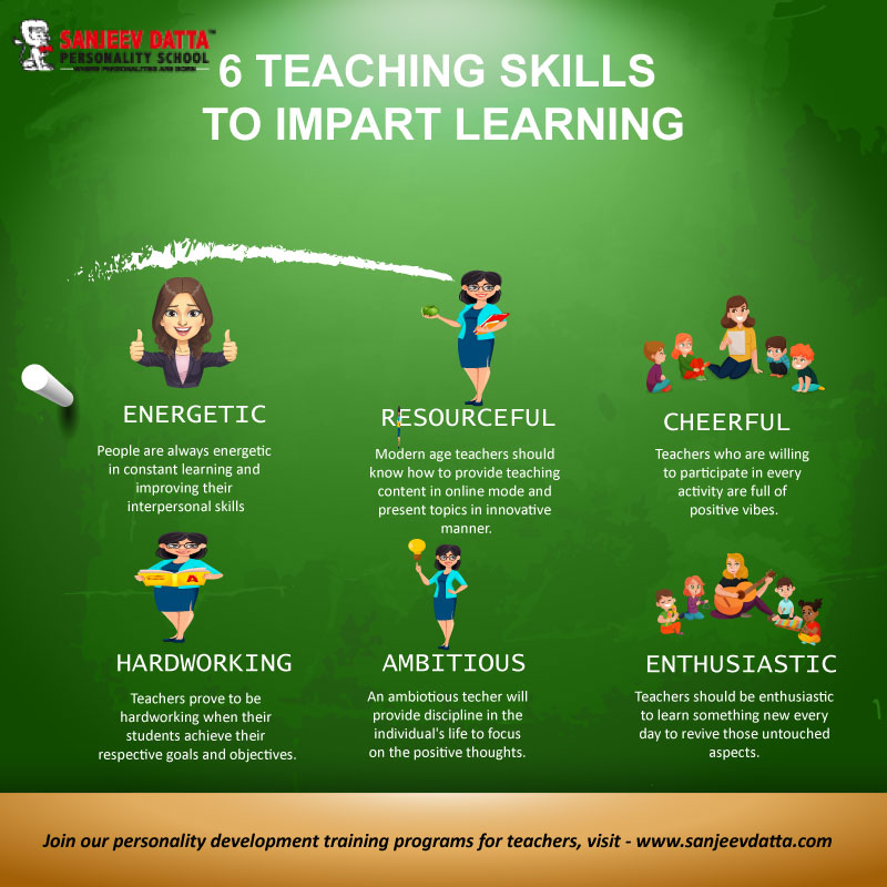 teaching skills to impart learning