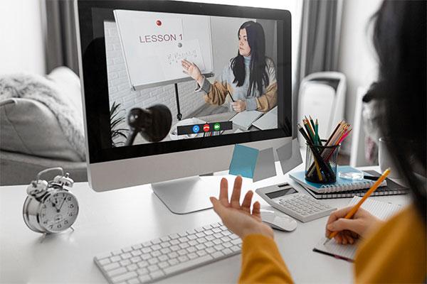pick a platform, online teaching tips for elementary teachers